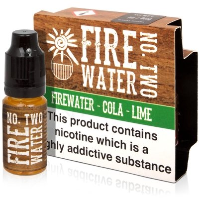 Firewater No. Two E-Liquid by Manabush