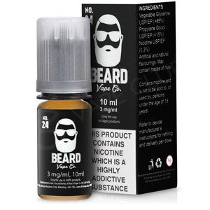 No.24 eLiquid by Beard Vape Co.