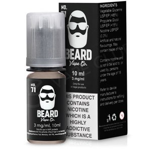 No.71 eLiquid by Beard Vape Co.