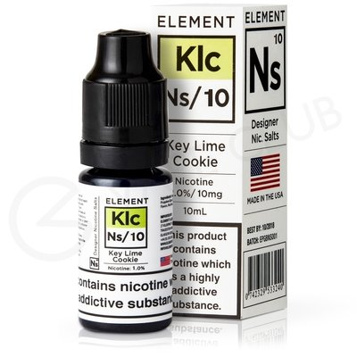 NS10 Key Lime Cookie eLiquid by Element