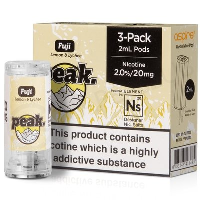 NS20 & NS10 Fuji Pod by Peak