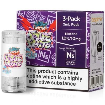 NS20 & NS10 The Grape White E-liquid Pod by The Lost Arts