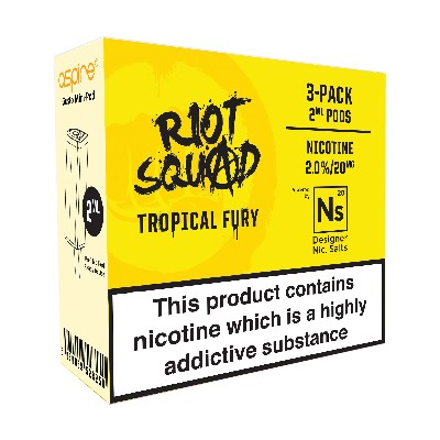 NS20 Tropical Fury Pod by Riot Squad