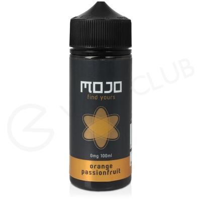 Orange Passionfruit Shortfill E-Liquid by Mojo 100ml