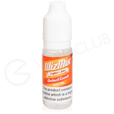 Orchard Crunch eLiquid by Wizmix