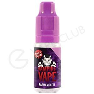 Parma Violets E-Liquid by Vampire Vape