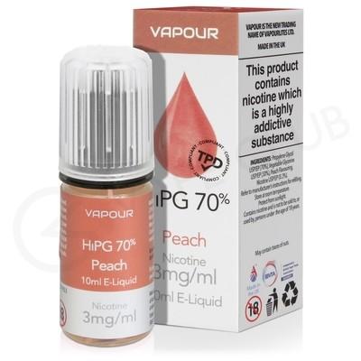 Peach E-Liquid by Vapour