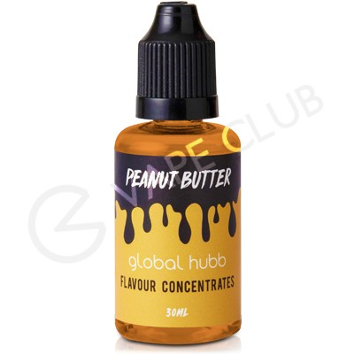 Peanut Butter Concentrate by Global Hubb