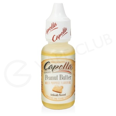 Peanut Butter Flavour Concentrate by Capella