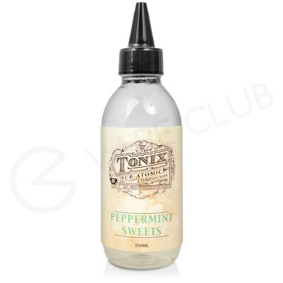 Peppermint Sweets Longfill Concentrate by Tonix