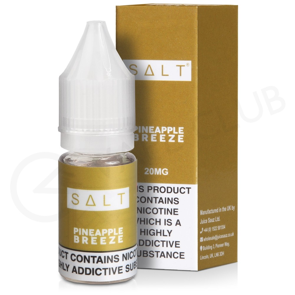 Pineapple Breeze eLiquid by Salt