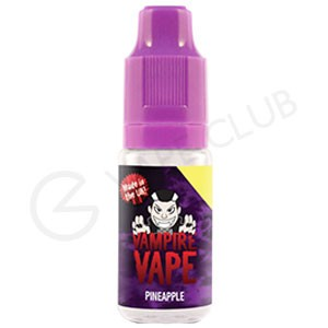 Pineapple E-Liquid by Vampire Vape - 10ml