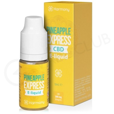 Pineapple Express CBD eLiquid by Harmony