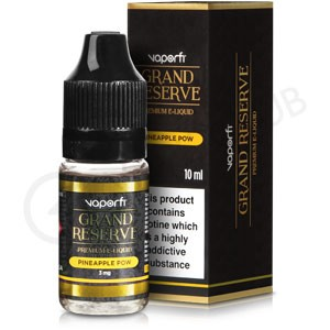 Pineapple Pow eLiquid by Grand Reserve
