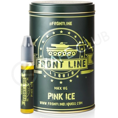 Pink Ice eLiquid by Front Line