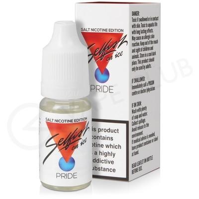 Pride On Ice Nic Salt E-Liquid by Selfish
