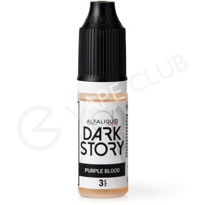 Purple Blood Dark Story eLiquid by Alfaliquid