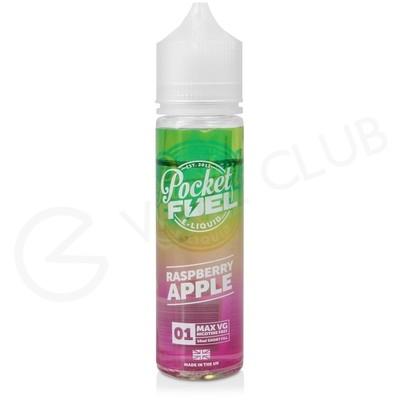 Raspberry Apple Shortfill E-Liquid by Pocket Fuel 50ml