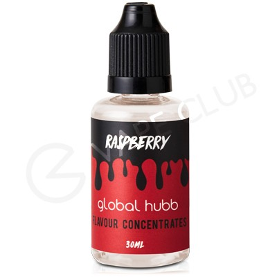 Raspberry Flavour Concentrate by Global Hubb