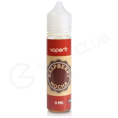 Raspberry Mocha eLiquid by VaporFi 50ml