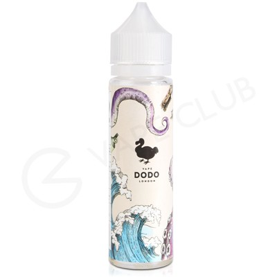 Raspberry Moonshine Eliquid By Vape Dodo 50ml