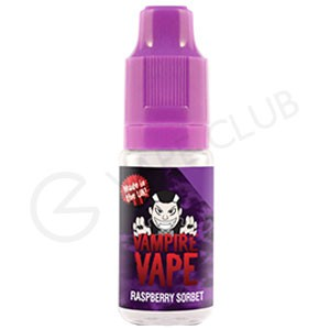 Raspberry Sorbet E-Liquid by Vampire Vape