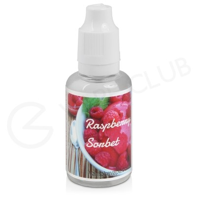 Raspberry Sorbet Flavour Concentrate by Vampire Vape