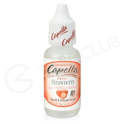 RF Sweet Strawberry Flavour Concentrate by Capella