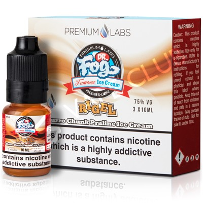 Rigel eLiquid by Dr. Fog's Famous Ice Cream