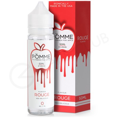 Rouge eLiquid by Pomme 50ml
