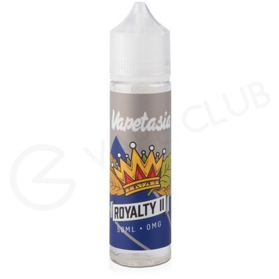 Royalty II eLiquid by Vapetasia 50ml