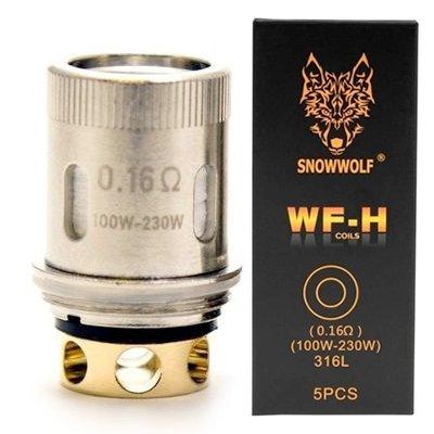 Sigelei Snowwolf WF Coils