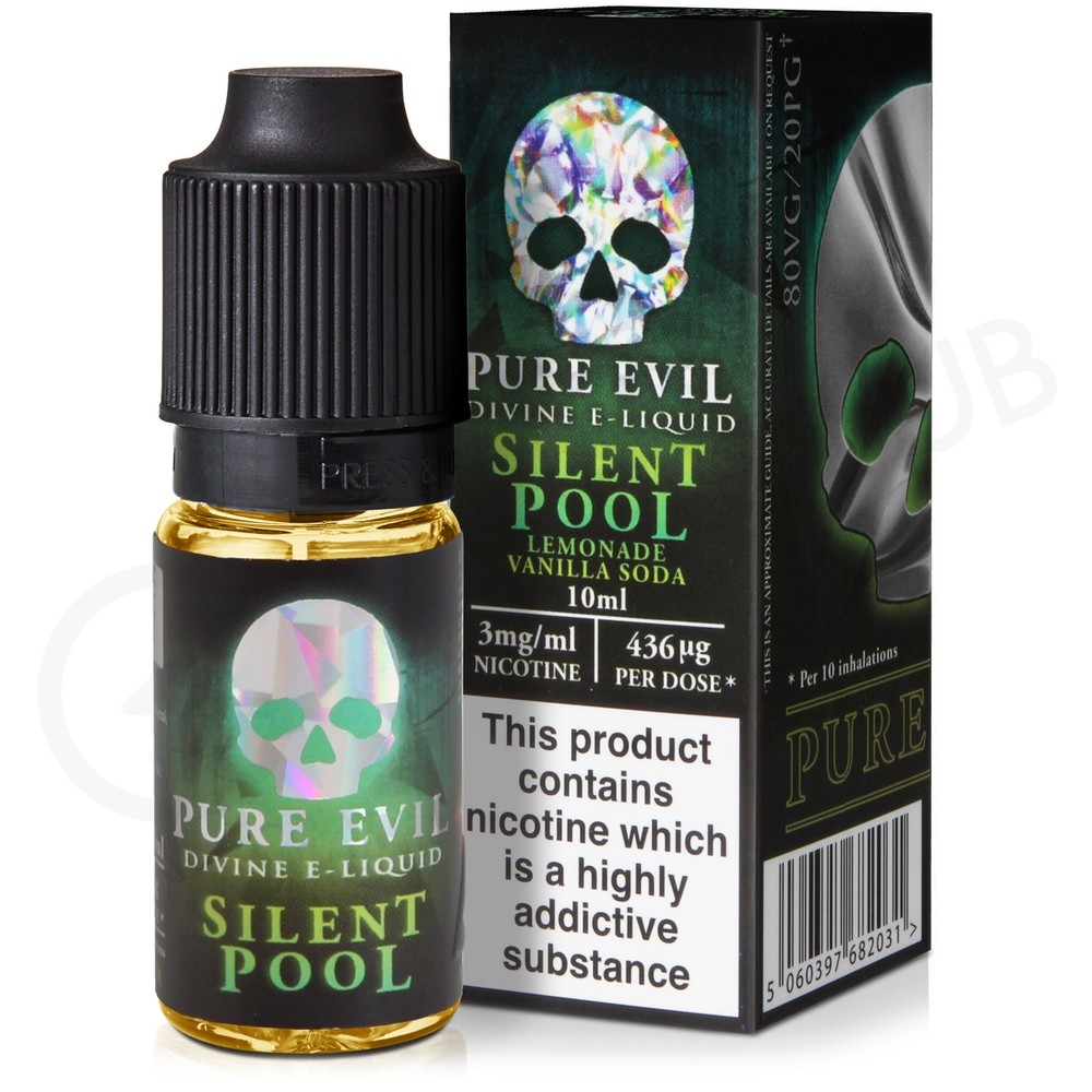 Silent Pool eLiquid by Pure Evil