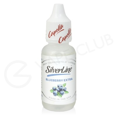 Silverline Blueberry Extra Flavour Concentrate by Capella