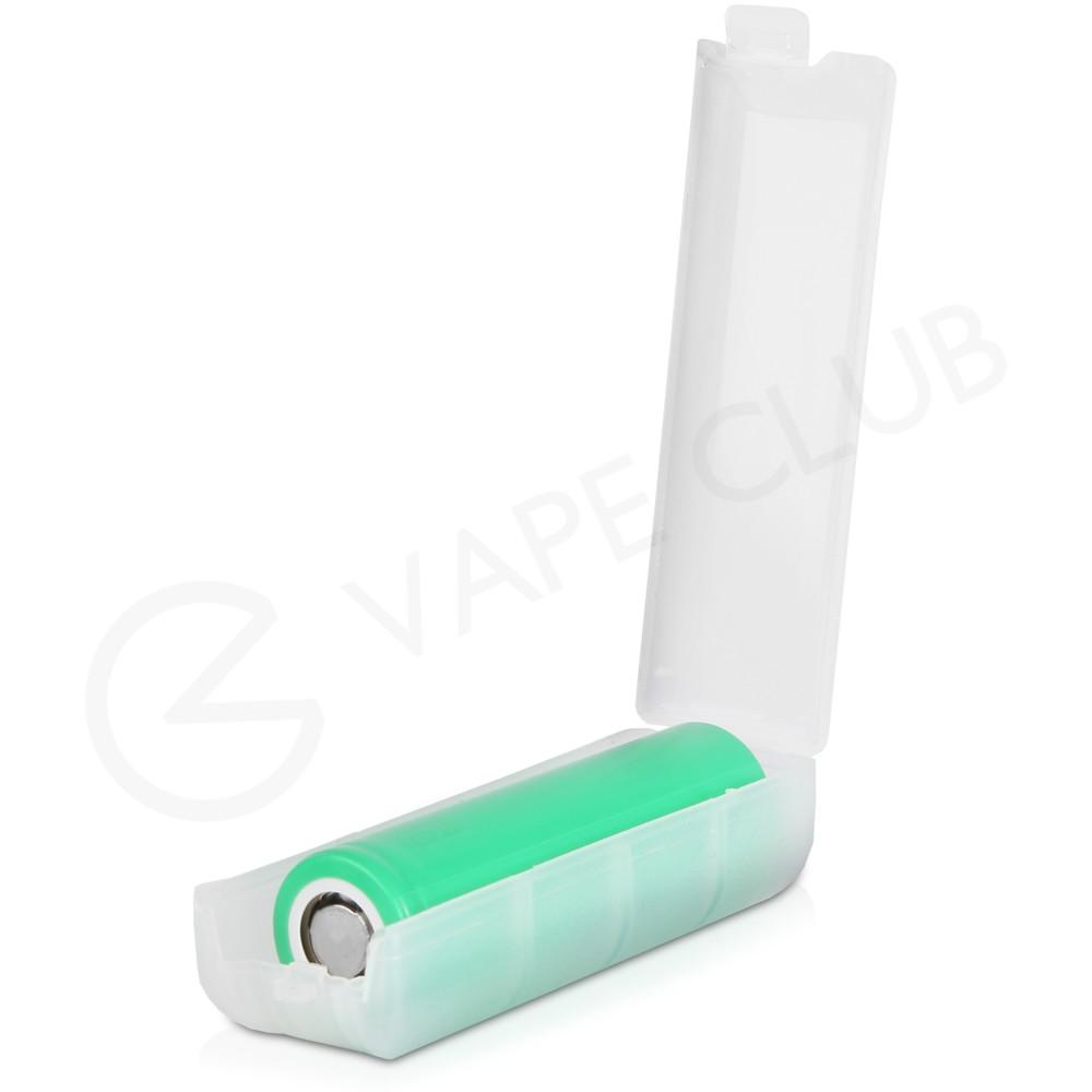 Single 18650 Vape Battery Cases