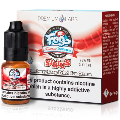 Sirius eLiquid by Dr. Fog's Famous Ice Cream