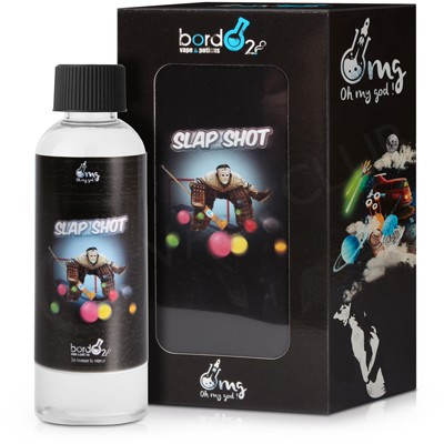 Slap Shot eLiquid by BordO2 OMG 100ml