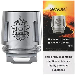 Smok V8 Baby Q2 Coils