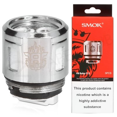Smok V8 Prince Baby T12 Replacement Vape Coil