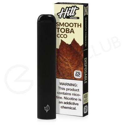 Smooth Tobacco Hitt Go Disposable Vape