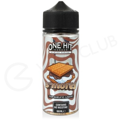 Smores Shortfill E-Liquid by One Hit Wonder 100ml