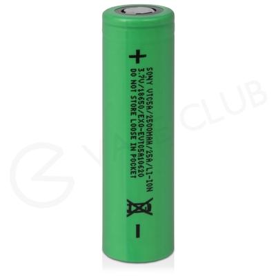 Sony VTC5A Rechargeable Vape Battery (2500mAh 25A)