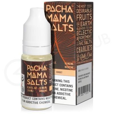Sorbet Nic Salt E-Liquid by Pacha Mama Salts