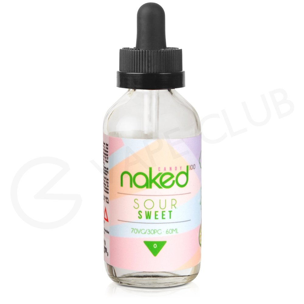 Sour Sweet eLiquid by Naked 100 50ml