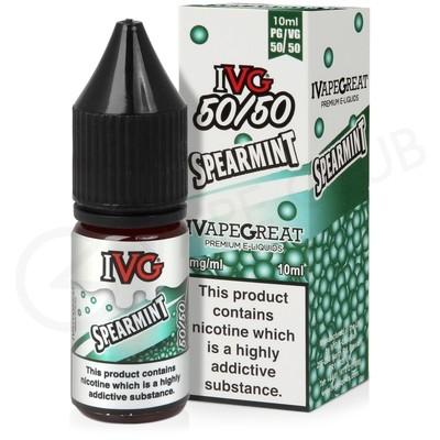 Spearmint E-Liquid by IVG 50/50