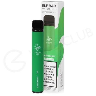Spearmint Elf Disposable Vape