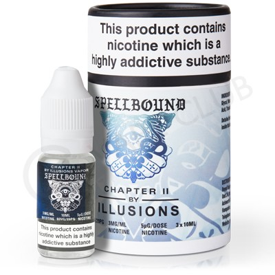 Spellbound eLiquid by Illusions Vapor