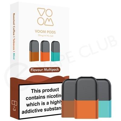Standard Multipack Prefilled Pods by Voom