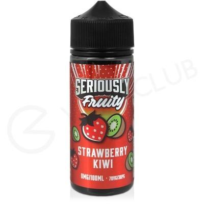 Strawberry Kiwi Shortfill E-Liquid by Seriously Fruity 100ml