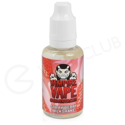 Strawberry Milkshake Flavour Concentrate by Vampire Vape